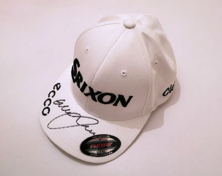 Graeme McDowell signed G-Mac Srixon tour issue golf cap.